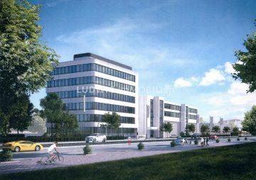 ++ moderner Neubau ++ hochwertige Ausstattung ++ verkehrsgünstige Lage Nähe Daimler Benz ++, 70188 Stuttgart, Büro/Praxis