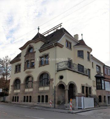 ++ repräsentative und großzügige Jugendstilvilla ++, 71636 Ludwigsburg, Büro/Praxis